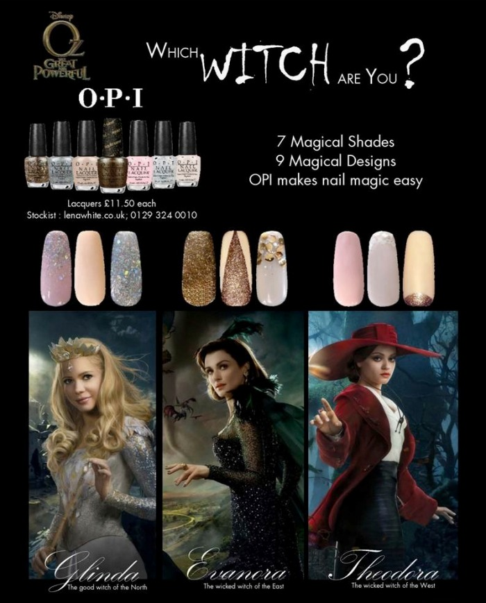 OPI witch nails 2