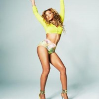 Beyonce Covers Shape Magazine's April 2013 Issue