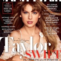 Taylor Swift Covers Vanity Fair April 2013