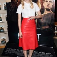 Diane Kruger In Christian Louboutin Miyousra, Vanessa Bruno & Carven