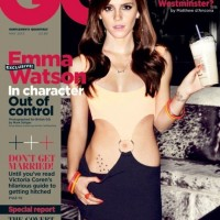 Emma Watson Covers GQ May 2013