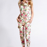 The Jumpsuit Trend With BooHoo.com