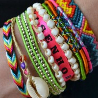 Hipanema Summer Bracelets