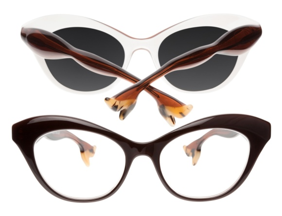 Transitions lenses FaceaFace Bocca brown