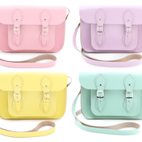 Cambridge Satchel Pastel Colours