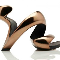 New Julian Hakes Metallic Mojito Shoes