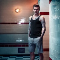 David Beckham H&M Autumn 2013 Bodywear Campaign