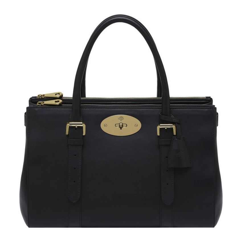 mulberry-bayswater-double-zip-tote-black