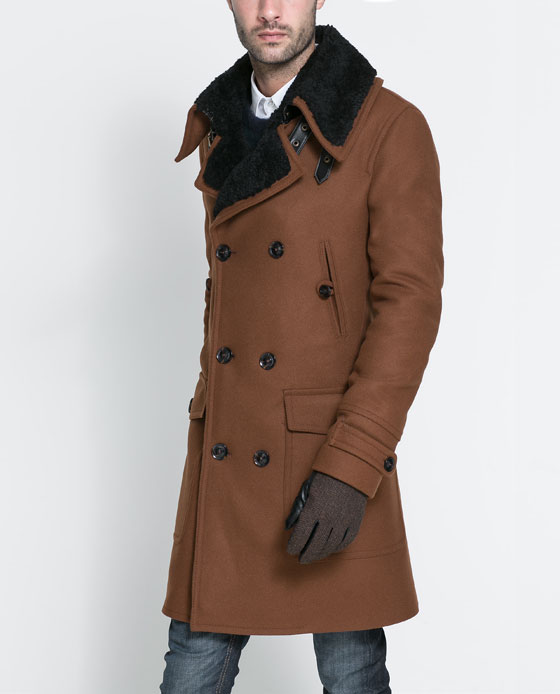 Nov. 11, , PM From classic pea coats to leather motorcycle jackets and parkas, take a look at the best men's coats of the season. 1 / The Wool Coat.