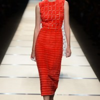Fendi Spring 2014 Ready To Wear – Fashion Week