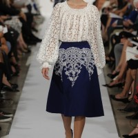 Oscar de la Renta Ready To Wear Spring 2014 – Fashion Week