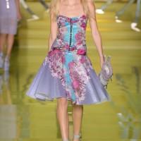 Versace Spring 2014 Ready To Wear – Fashion Week