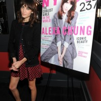 NYLON and Sanuk Celebrate the October It Girl Issue with Alexa Chung