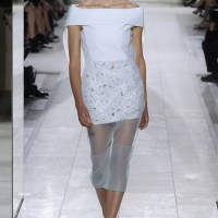 Balenciaga Spring 2014 Ready To Wear – Fashion Week