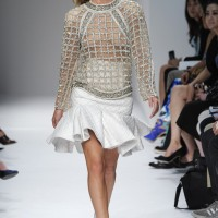 Balmain Spring 2014 Ready To Wear – Fashion Week