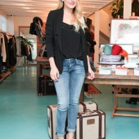 Lauren Conrad attends The Little Market Launch at Citizens of Humanity