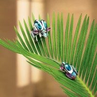 Swarovski Crystal Beetle Collection