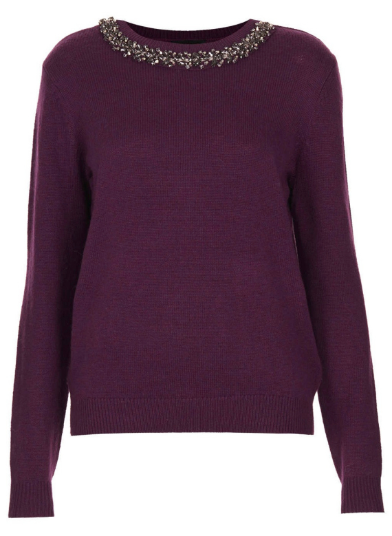 topshop-purple-embellished-knit