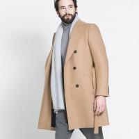 New Men's Coats & Jackets From Zara