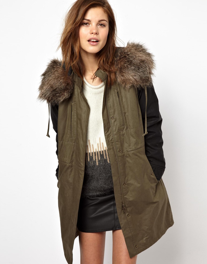 10 Amazing Parka Coats & Jackets For Women | The Fashion Supernova