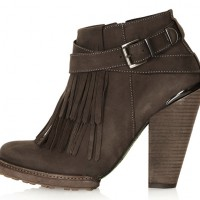 Orion Fringe Boots by CJG