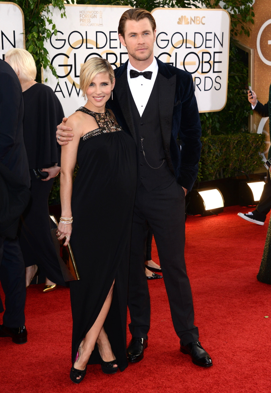 golden-globes-2014-chris-hemsworth-elsa-pataky