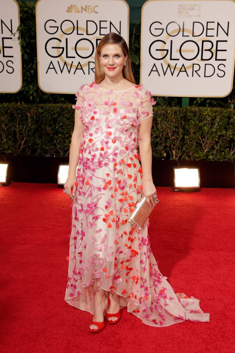 golden-globes-2014-drew-barrymore