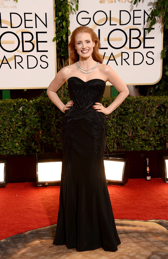 golden-globes-2014-jessica-chastain