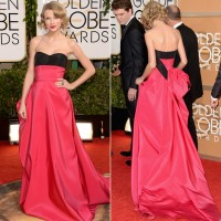Who Wore What: Golden Globes 2014