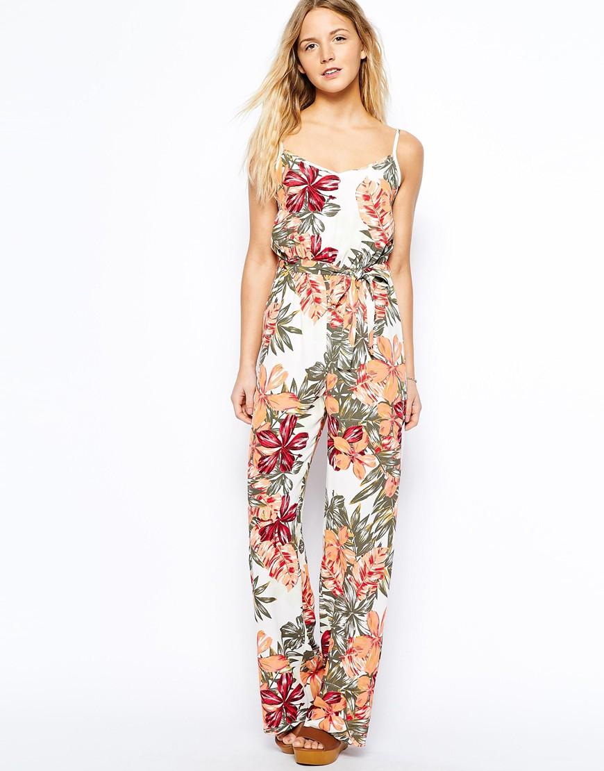 jumpsuit-floral-new-look