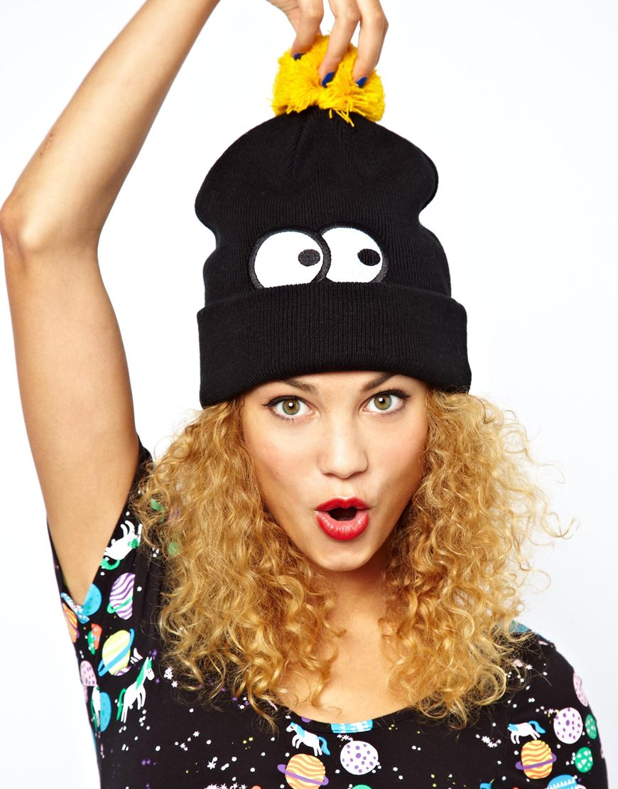 lazy-oaf-peeking-bobble-hat