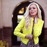 Blogger Spotlight: Kassandra Brooks from The Haute Blonde