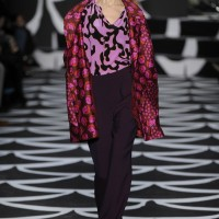Diane von Furstenberg Fall Winter 2014 Ready To Wear – New York Fashion Week