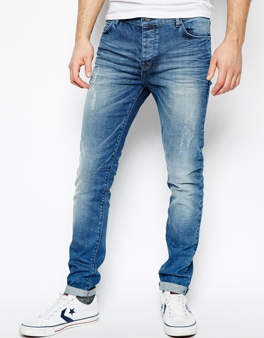 Frank & Oak Tyler Skinny Stretch Jeans. Made in Canada, the Tyler Skinny Stretch jeans are a redesign of one of Frank & Oak's top sellers.