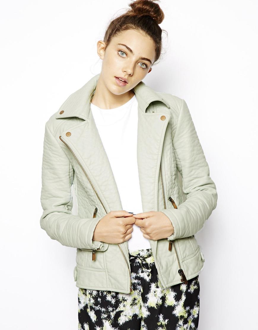 asos-textured-leather-jacket-mint-green