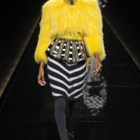 Balmain Fall Winter 2014 Ready To Wear – Paris Fashion Week