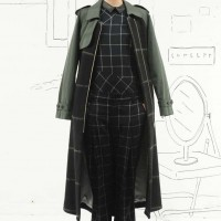 Band of Outsiders Fall Winter 2014 Ready To Wear – New York Fashion Week