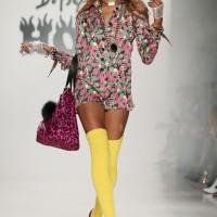 Betsey Johnson Fall Winter 2014 Ready To Wear – New York Fashion Week