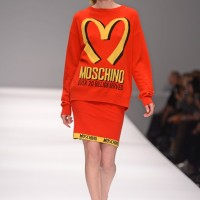 Moschino Fall Winter 2014 Ready To Wear – Milan Fashion Week