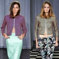 The Jacket Trends For Spring 2014