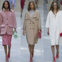 The Coat Trends For Spring 2014