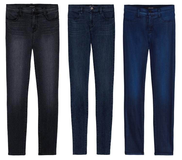 J Brand Stocking Skinny Jeans