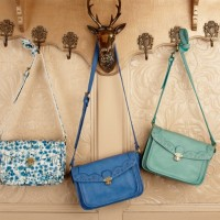 Stay On Trend For Spring/Summer With Floral Bags