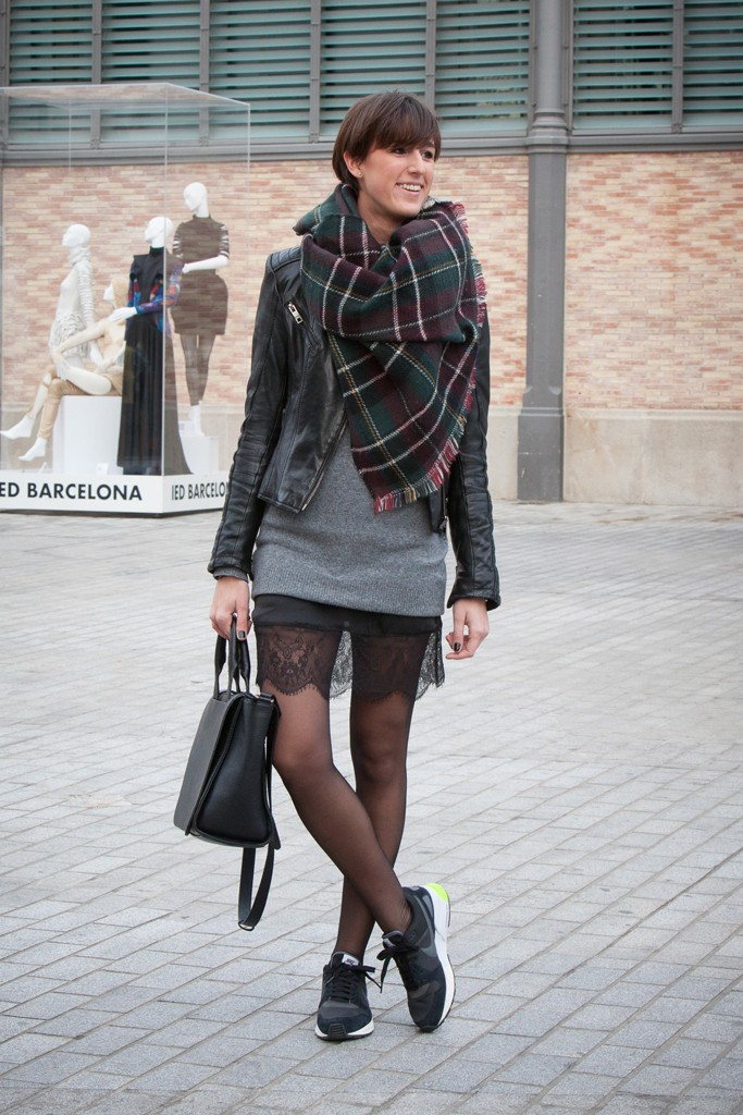 Street Style Looks From Barcelona The Fashion Supernova