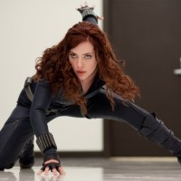 Julian Hakes Designs The Black Widow Shoe For Captain America 2