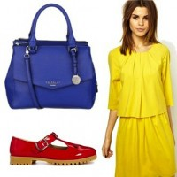 Work the Colour Block Trend this Spring