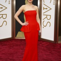 What They Wore: Oscars 2014