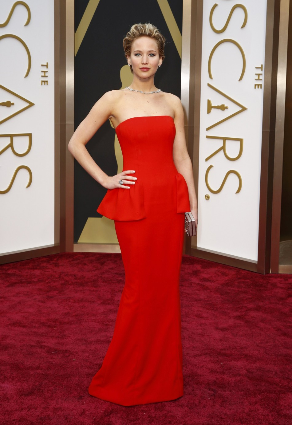 81a3a4bfa What They Wore - Academy Awards Oscars 2014