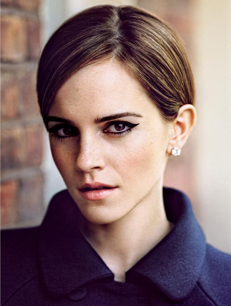 Emma-Watson-Oval-face-shape