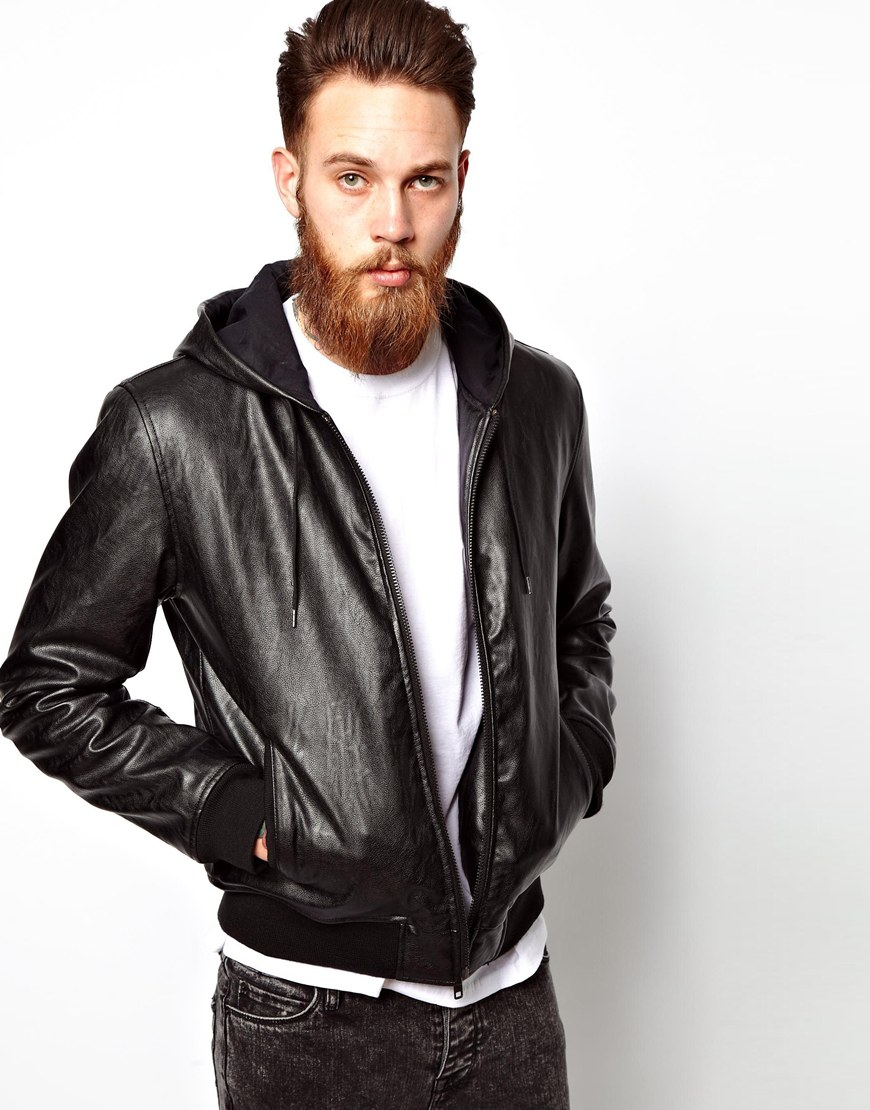 10 Hot Leather Biker Jackets For Men | The Fashion Supernova
